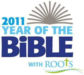 2011 Year of the Bible logo